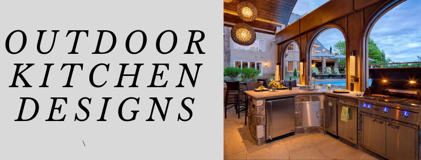 Visioning great outdoor kitchens